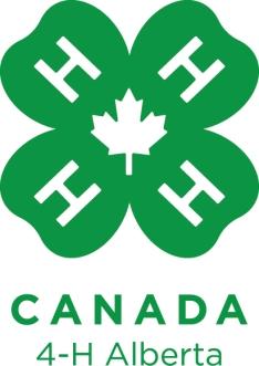 Alberta 4H Logo
