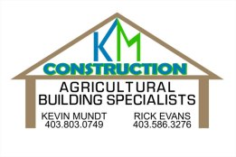 KM Construction, Olds- AB: Follow us on Facebook